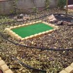 Con el paso del tiempo estos restos se descompondrán y se incorporarán al suelo, aportando nutrientes y le darán esponjosidad.