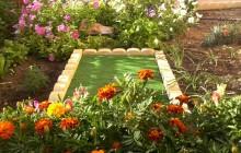 Preparación de un jardin